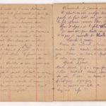 FRBNSA-080 Léo Lasserre, carnet de guerre, item 12