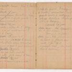 FRBNSA-080 Léo Lasserre, carnet de guerre, item 16