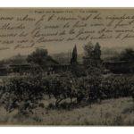 01 Sélection de 11 cartes postales écrites par Eugène Bonnafous
