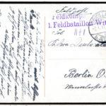 Feldpostkarten, item 11