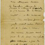 Lettre du 20 décembre 1914 écrite à son épouse Marguerite Noirtin (née Couanet)