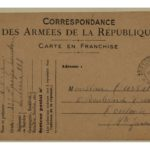 05-Carte du médecin, 28 mars 1917