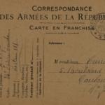 07-Carte du médecin, 30 mars 1917
