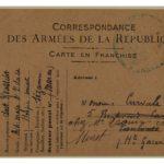 08-Carte du médecin, 2 avril 1917