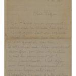 10-Lettre d'Albert Curvale à son père, 6 juin 1917