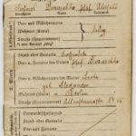 Fotos und Militärpass von Joseph Drauschke (1898-1977), item 6