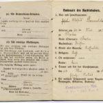 Fotos und Militärpass von Joseph Drauschke (1898-1977), item 7