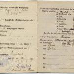 Fotos und Militärpass von Joseph Drauschke (1898-1977), item 9