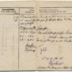 Fotos und Militärpass von Joseph Drauschke (1898-1977), item 12