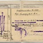 Fotos und Militärpass von Joseph Drauschke (1898-1977), item 13