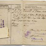 Fotos und Militärpass von Joseph Drauschke (1898-1977), item 15