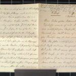Briefe an Hauptmann Ferdinand Metze an der Westfront, item 25