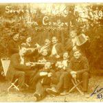 Léon PYARD, carte postale, Hôpital de Marseille, 27 avril 1915
