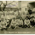 Léon PYARD, carte postale, Camp de Spire, 19 novembre 1915